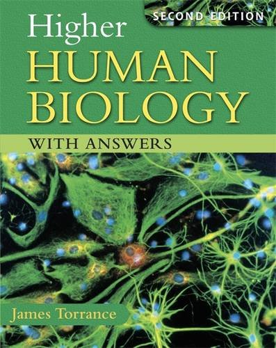 9780340804605: Higher Human Biology with Answers