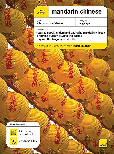 9780340804698: Teach Yourself Chinese (Teach Yourself Languages)