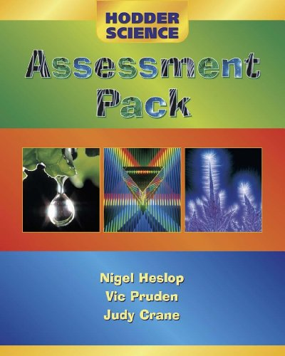 9780340804797: Hodder Science Assessment Pack