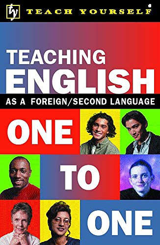 9780340804803: Teaching English One to One (Teach Yourself)