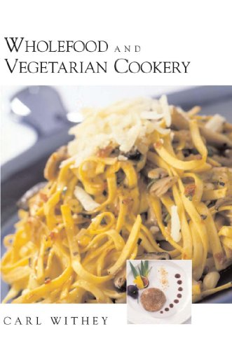 9780340804810: Wholefood and Vegetarian Cookery