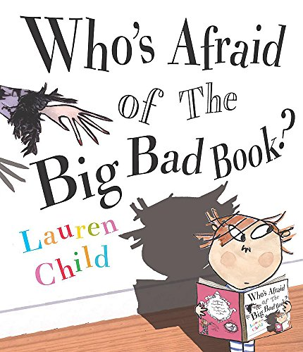 9780340805541: Who's Afraid of the Big Bad Book?: Book & Tape