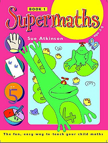 9780340805596: Supermaths 1 (Bk.1)