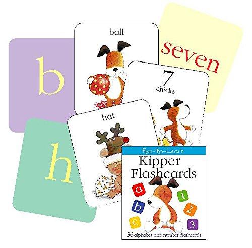 9780340805695: Kipper Flashcards