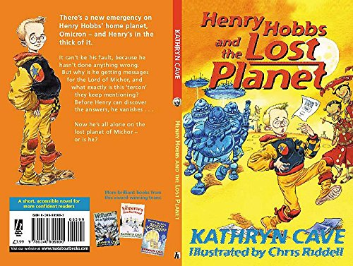 9780340805800: Henry Hobbs and the Lost Planet