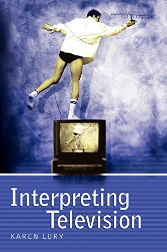 9780340806135: Interpreting Television