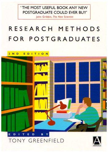 9780340806562: Research Methods for Postgraduates