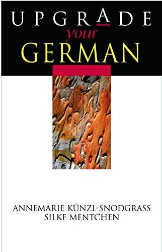 9780340806623: Upgrade your German (German Edition)