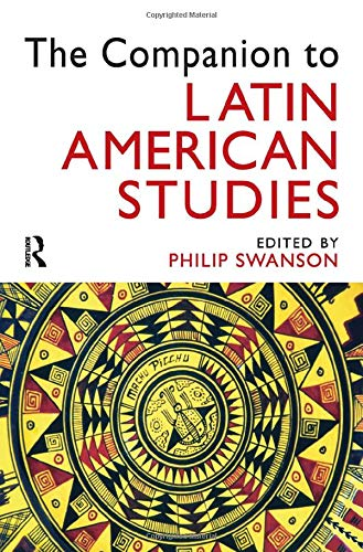 9780340806814: The Companion to Latin American Studies