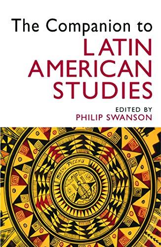 9780340806821: The Companion to Latin American Studies