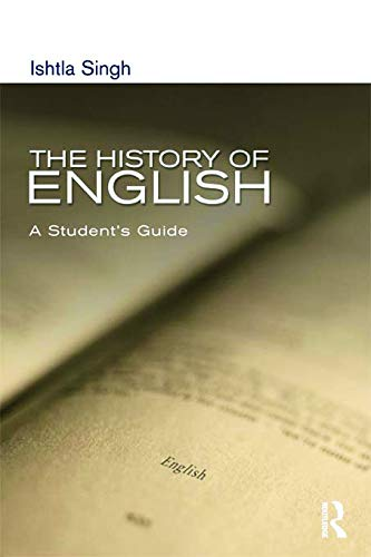 9780340806951: The History of English: A Student's Guide (Hodder Arnold Publication)
