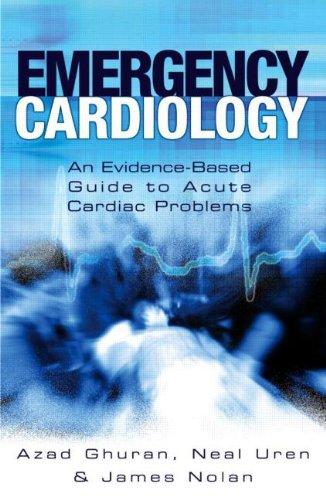 9780340807194: Emergency Cardiology (Medicine)
