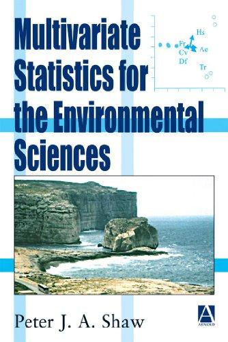 9780340807637: Multivariate Statistics for the Environmental Sciences (Mathematics)