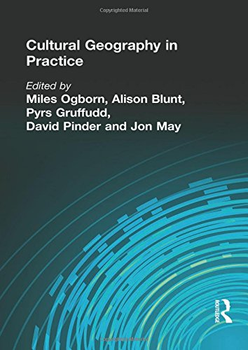 9780340807699: CULTURAL GEOGRAPHY IN PRACTICE (Arnold Publication)