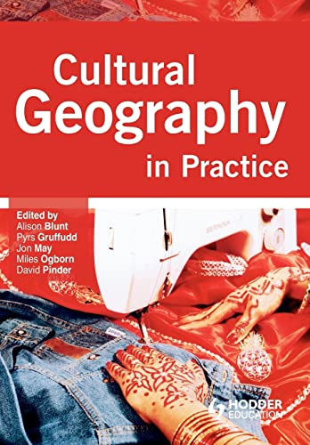 9780340807705: Cultural Geography in Practice