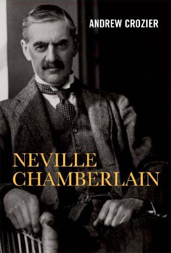 9780340807781: Neville Chamberlain