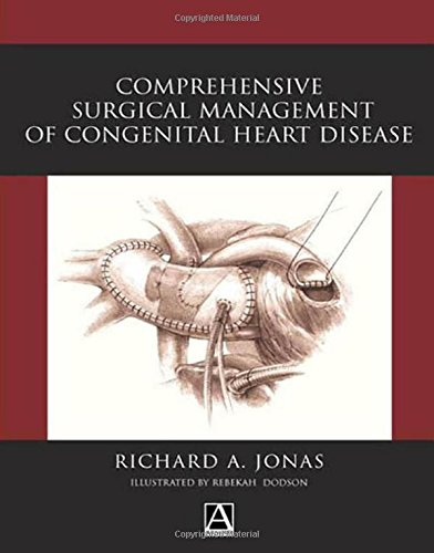 9780340808078: Comprehensive Surgical Management of Congenital Heart Disease (Hodder Arnold Publication)