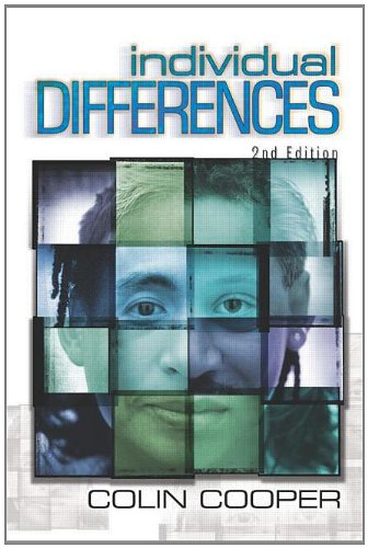 9780340808160: Individual Differences, 2Ed (Psychology)