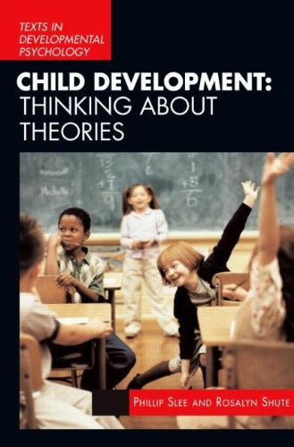 9780340808177: Child Development: Thinking About Theories