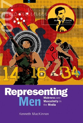 9780340808320: Representing Men: Maleness and Masculinity in the Media (Arnold Publication)