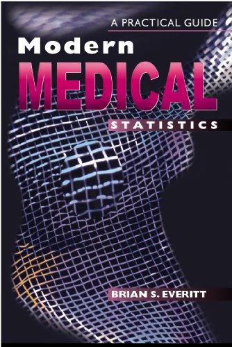 9780340808696: Modern Medical Statistics: A Practical Guide (Hodder Arnold Publication)
