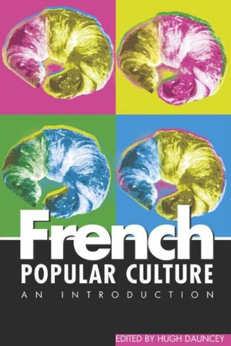 9780340808825: French Popular Culture (Arnold Publication)