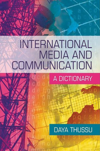9780340808955: International Media and Communication: A Dictionary (Oxford Studies in Comparative Syntax)