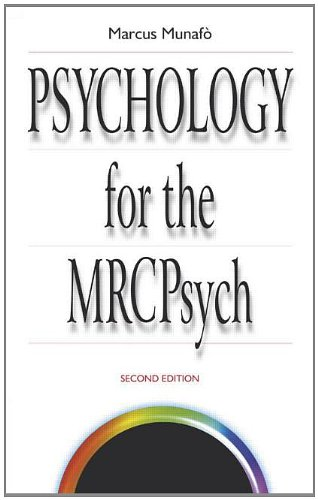 9780340809112: Psychology for the MRCPsych, 2Ed
