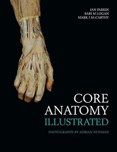 9780340809181: Core Anatomy - Illustrated