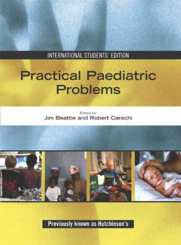 9780340809334: Practical Paediatric Problems: A Textbook for Mrcpch