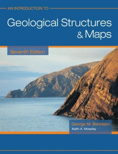 9780340809563: An Introduction to Geological Structures and Maps 7ed (Arnold Publication)