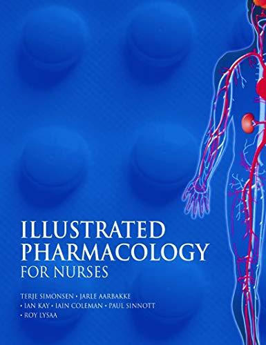9780340809723: Illustrated Pharmacology for Nurses (A Hodder Arnold Publication)