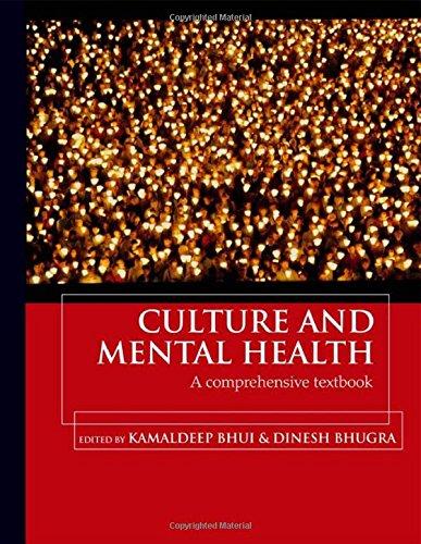9780340810460: Culture and Mental Health: A comprehensive textbook (Hodder Arnold Publication)