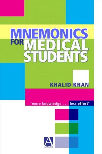 9780340811146: Mnemonics for Medical Students