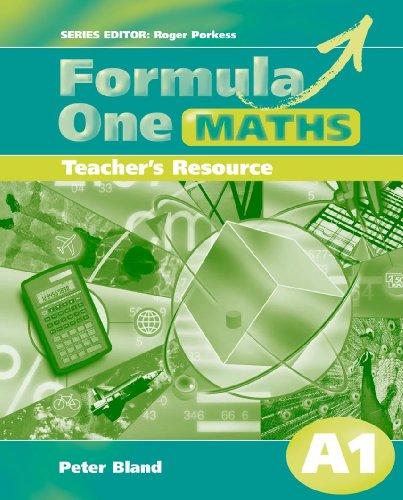 9780340811221: Formula One Maths A1