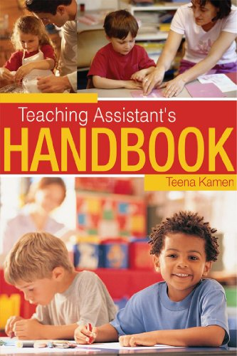 9780340811238: Teaching Assistant's Handbook