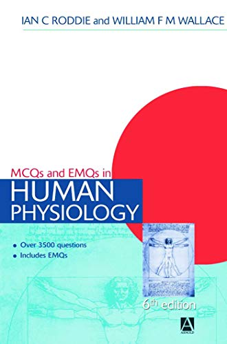 9780340811917: MCQs & EMQs in Human Physiology, 6th edition (Medical Finals Revision Series)