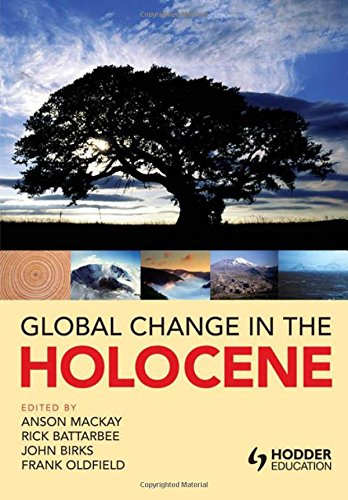 9780340812143: Global Change in the Holocene