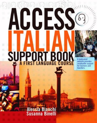 9780340812976: Access Italian: A First Language Course