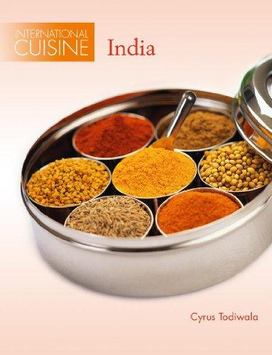 9780340813010: International Cuisine: India (International Cuisine S.)
