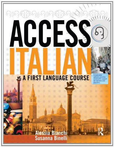 9780340813027: Access Italian