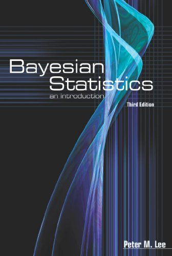 9780340814055: Bayesian Statistics: An Introduction (Arnold Publication)