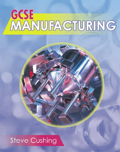 9780340814093: Gcse Manufacturing