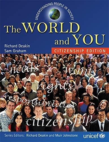 9780340814420: World and You: Pupil Book (Understanding People in Society)
