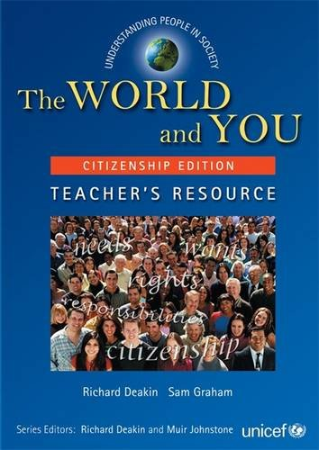 9780340814444: The World and You: Teacher's Resource (Understanding People in Society)