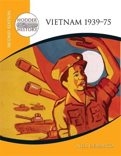 9780340814758: Vietnam 1939-75: Mainstream Edition (Hodder 20th Century History)