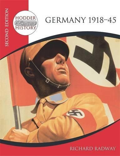 9780340814772: Germany 1918-45 (Hodder Twentieth Century History)