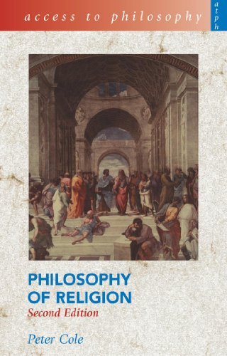 9780340815038: Philosophy of Religion (Access to Philosophy)