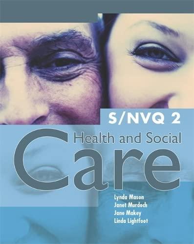 Health & Social Care: Mason, Lynda, Murdoch,