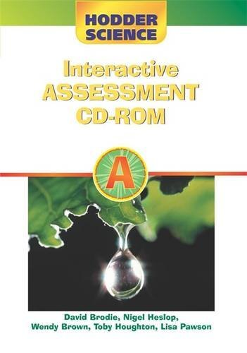 9780340816271: Interactive Assessment Cd-rom a (Hodder Science)
